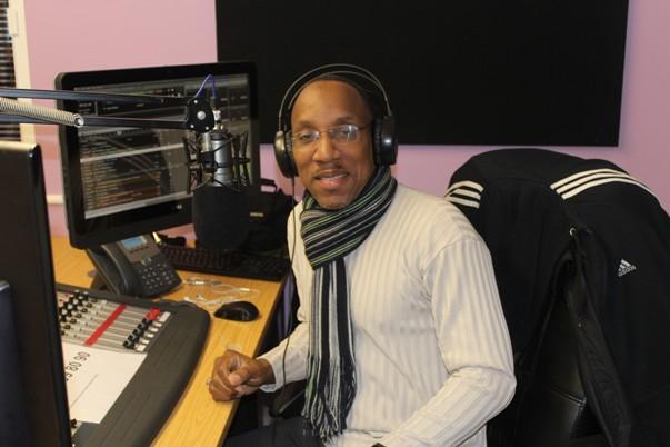 Presenting the CaribDirect Breakfast Show on Colourful Radio.