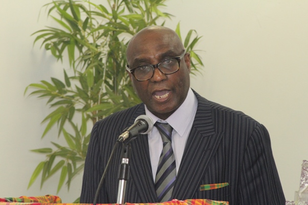 Everton George, Chairman of the Waltham Forest, Antigua and Barbuda, Dominica Twinning Association. Photo courtesy CaribDirect