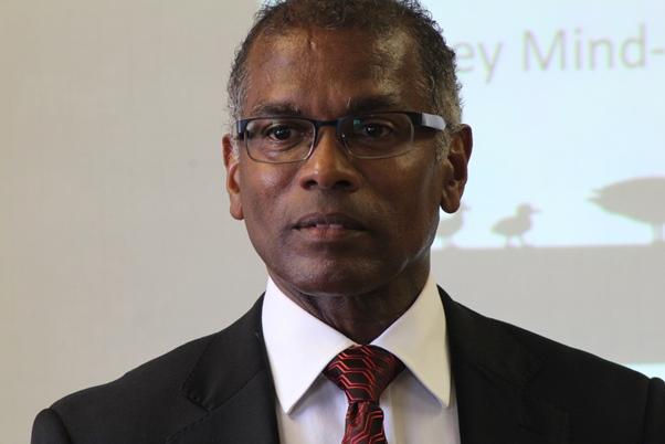 Veteran financial advisor and property specialist Antonio Stewart. Photo courtesy CaribDirect
